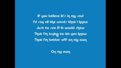 Sum 41 - Pieces (lyrics)