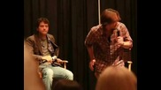 Chicago Con 2010 (part 3) Misha & Jared Panel