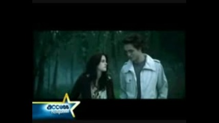 Twilight - Bella & Edward Deleted Scene