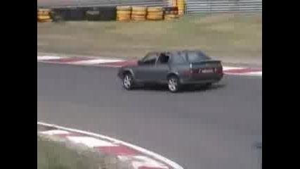 Alfa Romeo 75 Drift