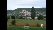 Съкровищата на Прованс лавандулови полета, слънчогледи, макове, винарни, природа, живопис