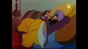 Бъгс Бъни в лампата на Аладин - Анимация Бг Аудио