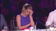 Jale Antor sings Cheryl's Crazy Stupid Love - Arena Auditions Wk 1 - The X Factor Uk 2014