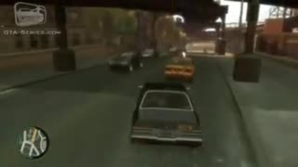 Gta Iv Mission #6 - Easy Fare