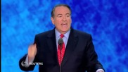 Huckabee: Obama Marching Israelis 'to The Door of The Oven'