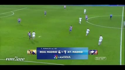 Real Madrid 2012 The Art Of Tackling