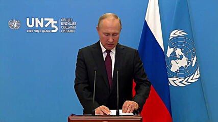 UN: Putin urges to lift sanctions to 'restore global growth and reduce unemployment'