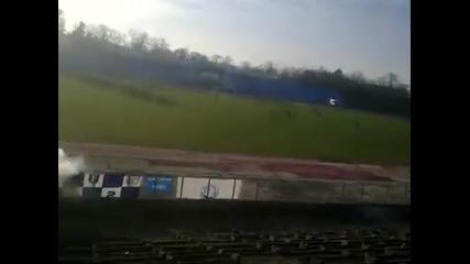 Хореографията на Спартак Плевен - Бдин Видин !
