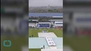 Rain Delays New Zealand Charge