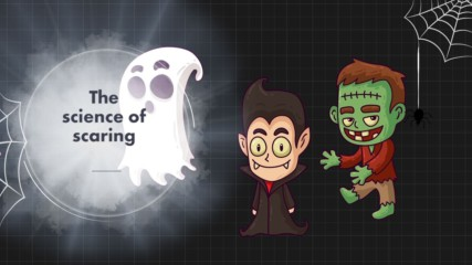 Facts about fear: Use science to spook your friends