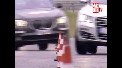 Audi A8 vs. Mercedes vs. Bmw