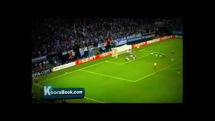 29.3.2012 Шалке04-атлетик Билбао 2-4 Лига Европа 1/4 финал