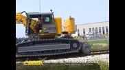 Колмар - T10000fsc железница шосе товарачни машини