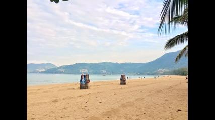Eдна седмица в туптящото сърце на остров Пукет - Плажът Патонг (южен Тайланд), 04-12.02.2016