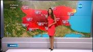 Прогноза за времето (16.05.2015 - обедна)