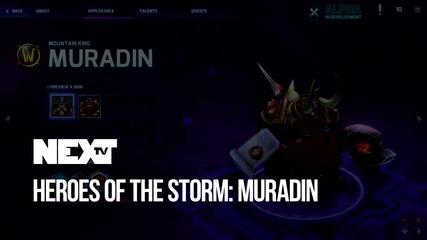 NEXTTV 041: HotS Guide: Muradin