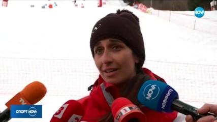 Мария Киркова: Имах много щастливи моменти