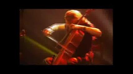 Apocalyptica - Romance(live)