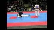 European Kyokushin Championship 2011-donatas Imbras