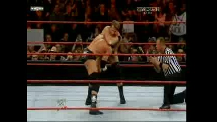 Triple H Vs Jbl And Randy Orton
