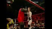 Wwe Monday Night Raw 23.11.09. - Breakthrouch Battle Royal