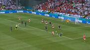 Дания - Финландия 0:0 /първо полувреме/
