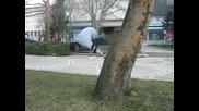 Пакур в Димитровград