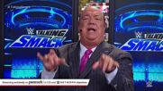 Paul Heyman accepts Rey Mysterio's challenge to Roman Reigns: Talking Smack, June 12, 2020