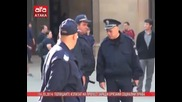 /14.10.2014/ Полицаите излизат на протест заради орязани социални права