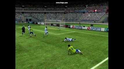 Пропуск #2 на Пато - Fifa 11