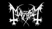 Mayhem - Freezing Moon (dead)