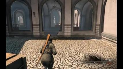 Sniper Elite V2 Епизод 3 Съюз