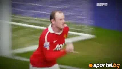 Топ 3 гола в Премиър лийг за сезон 2010-2011
