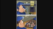 Гравити фолс комикс - Сус завършва гимназията