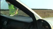 Полицая с гатанките - Затапване !
