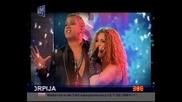 Indira Radic i Azis sezame 2011 (duet ) sezame