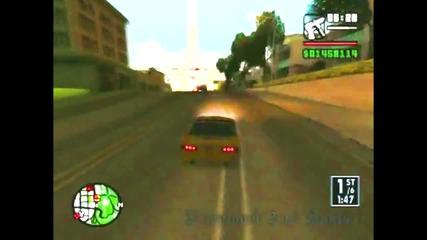 [avt]gta San Andreas Perfect Race Drive