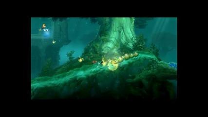 Rayman Legends Епизод 2: Зловещият замък