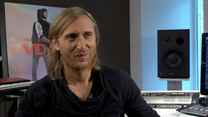 David Guetta - Nothing But the Beat 2.0 - Interview (Оfficial video)