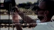Поднулевия, Черния, Минко, Кучето, Четката & Tsetso, Dj Skill - Bz Cru (official video)2012