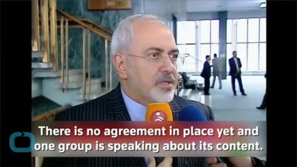 Iran to Insist All Sanctions Lifted in Any Nuclear Deal: Foreign Minister