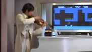 Super Mario - изпълнение с цигулка