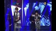 [hd] Shinee - Intro Stranger 120322 Mnet M Countdown