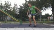 Денис - Тренировка за Бразилия