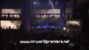 Exclusive! Jay - Z & Alicia Keys Performing At The American Music Awards 2009