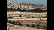 Изглед към Ерусалим от Елеонския хълм