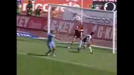 Udinese - Napoli 0 - 5