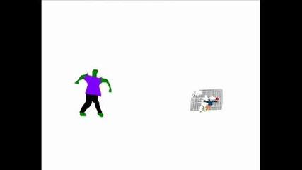 Galactik Football2 - Рокет Vs. Shadows