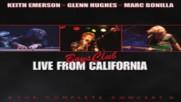 Glenn Hughes & Keith Emerson , Marc Bonilla , Joe Travers - Boys Club - Live 1998