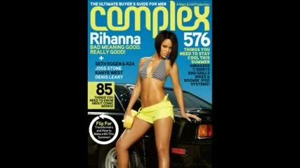 Rihanna In Magazines